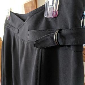 NWT Simply elegant black skirt